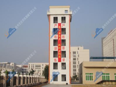 辽宁消防训练塔-钢结构消防塔