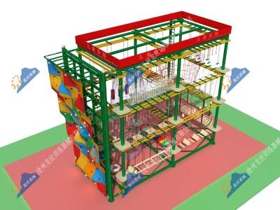 儿童乐园设备-儿童拓展训练设备