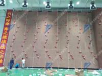 室内攀岩墙-室内人工攀岩墙