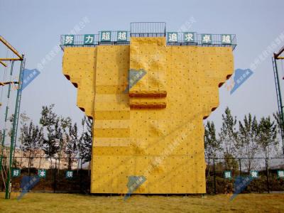 独立攀岩墙-人工攀岩墙