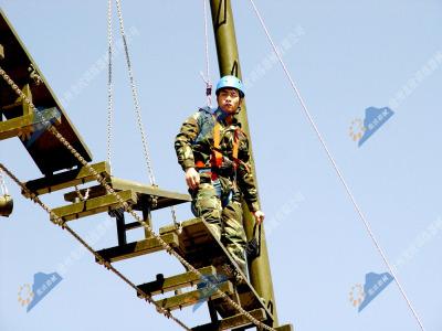 高空拓展训练器械-翘板桥