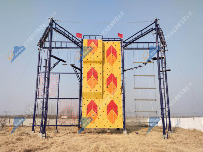 中国人民解放军驻德州某部队心理行为训练场建成并投入使用