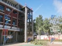 钢结构消防训练塔-四层消防塔