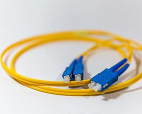光纖線制造