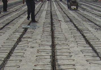 鐵路橋梁壓漿料施工案例
