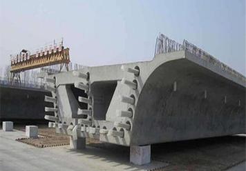 橋梁破損修補砂漿施工案例