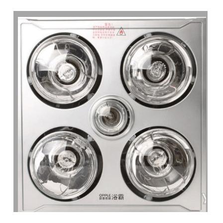 燈暖浴霸D88