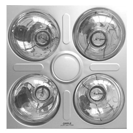 燈暖浴霸JYLF51-S