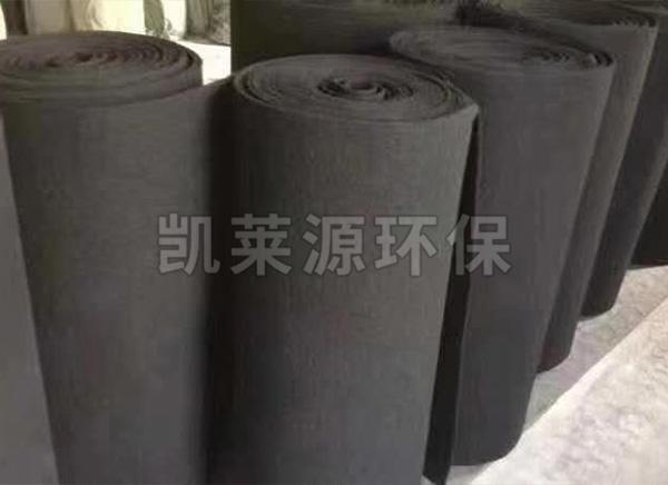 活性炭過濾棉