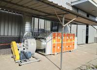 工業廢氣處理-光氧設備