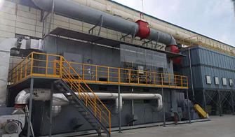 有機廢氣處理冷凝法的特點