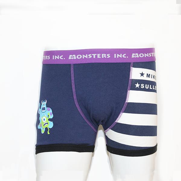 2013年   开始生产女士内裤和小童内裤