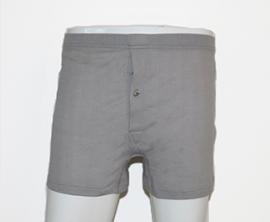 灰色男士短裤