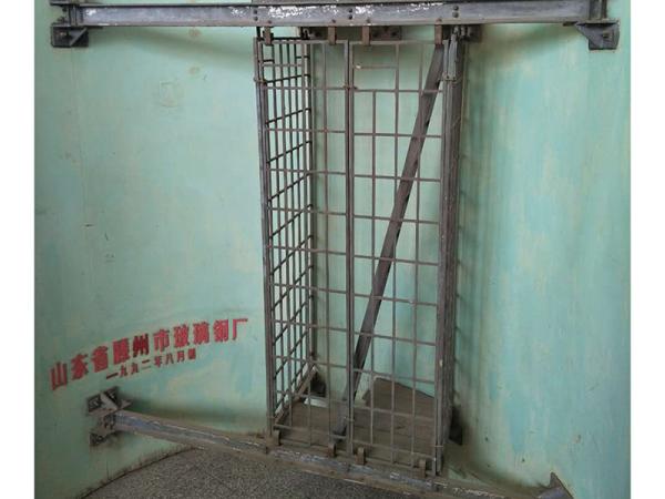 云南竖井井筒装备