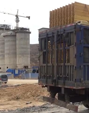 江西营前矿业拉挤型玻璃钢梯子间使用