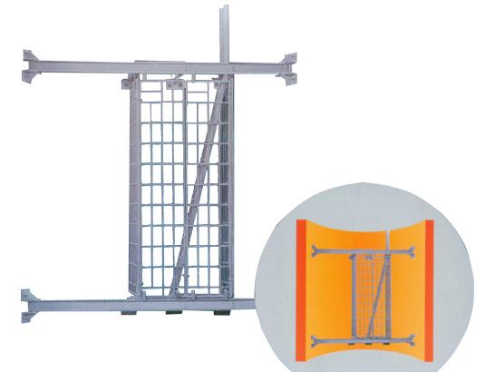 云南模压型玻璃钢复合材料梯子间