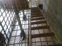 矿区专用逃生梯