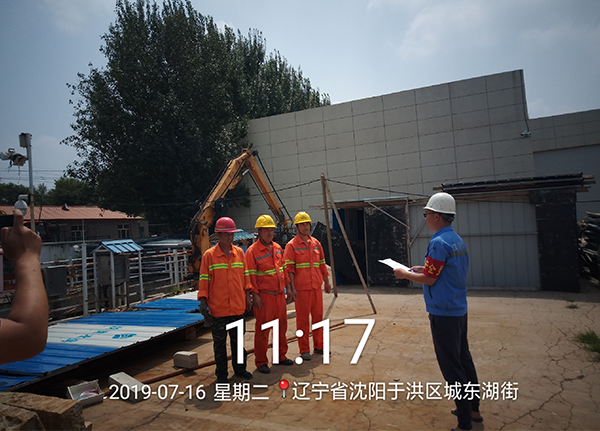 城东湖街泵站清淤