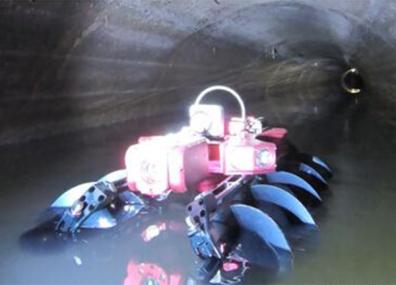 辽阳全地形爬行机器人检测