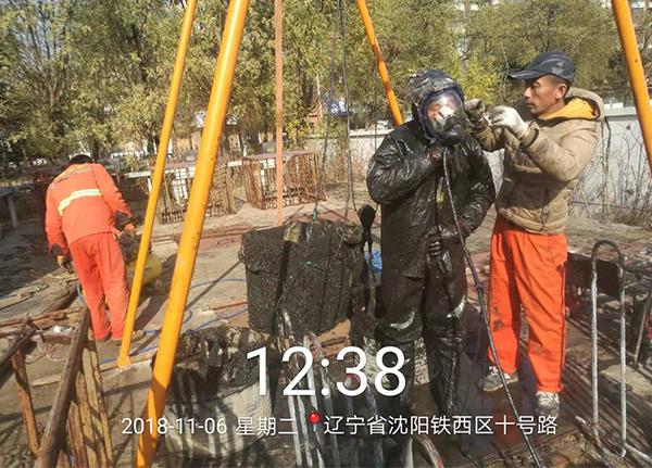 三期泵站清淤