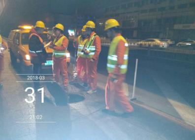 沈阳市区排水防涝工程管道检测