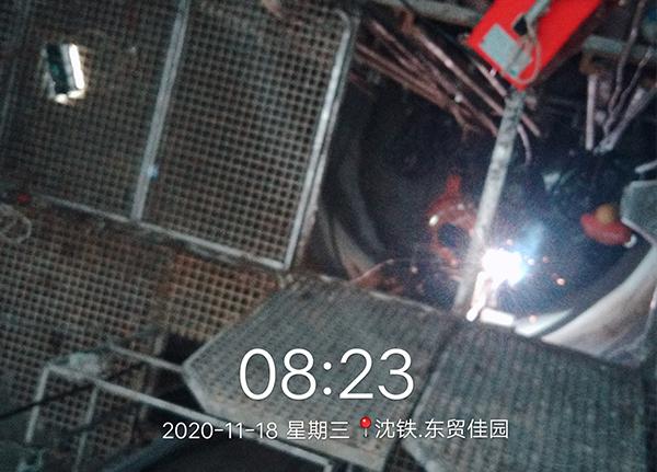 辉山泵站设施修理