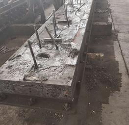 爐門修復改造
