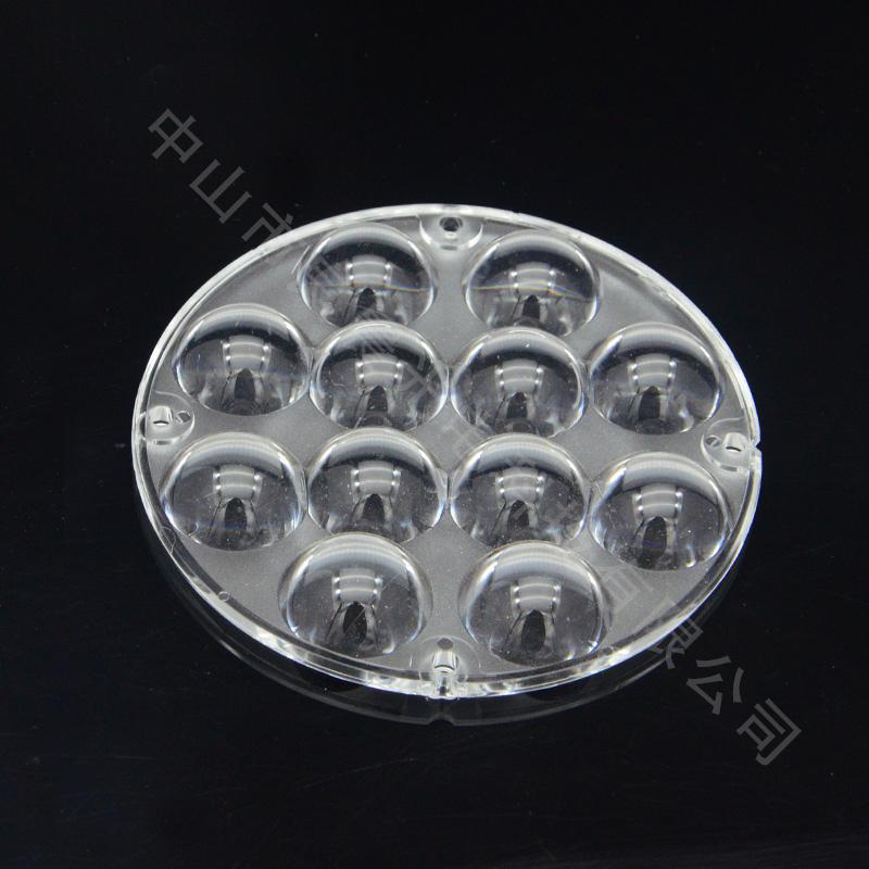 12W圓車燈透鏡