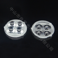 4W小太陽車燈透鏡