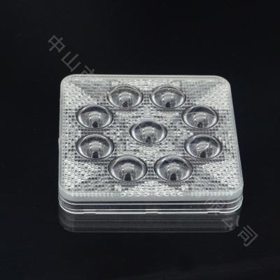 深圳9W方工作燈5D面蓋