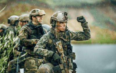 《铁军执行力》-军事训练