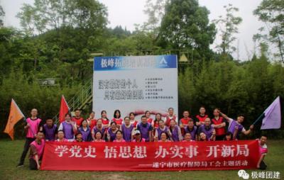 遂宁市医疗保障局工会主题活动圆满结束!