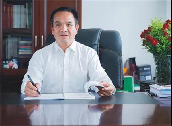 陜西鳳林生物科技開發有限公司董事長風采