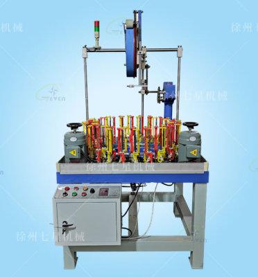 邵阳90-48锭单头绳带编织机