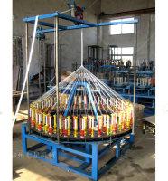 长沙绝缘套管编织机