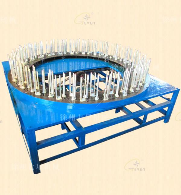 德阳110-96锭编织机