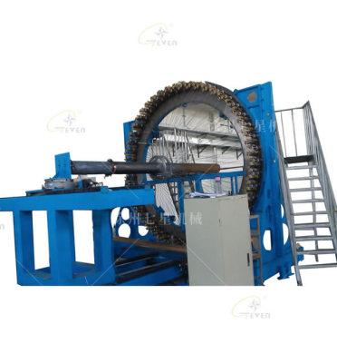 吉安110-192锭卧式高速编织机