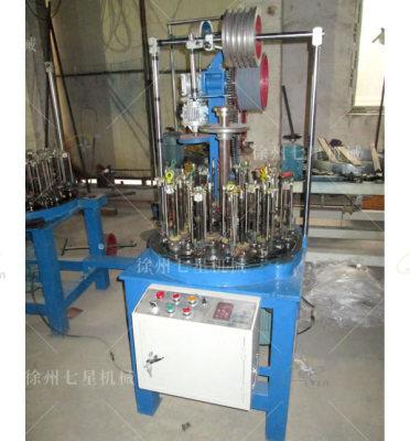 德阳24锭水暖管编织机2