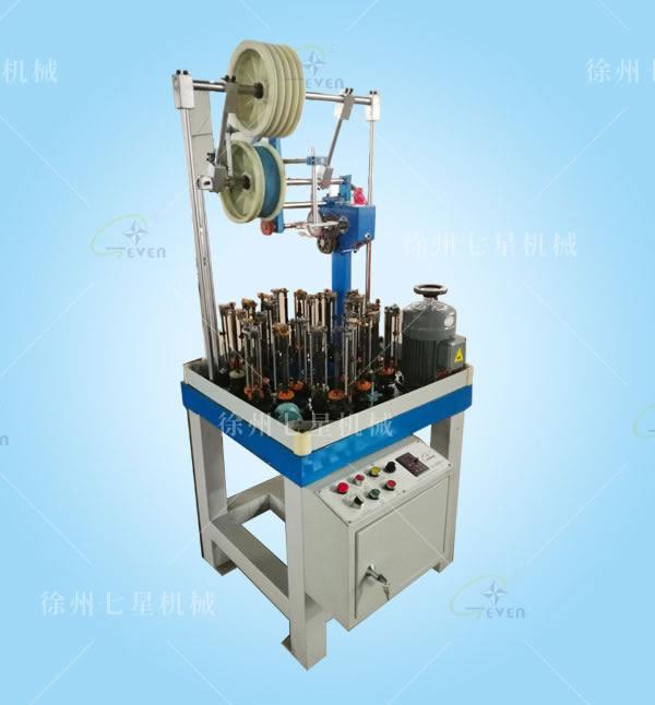 吉安115-24锭-水暖管编织机