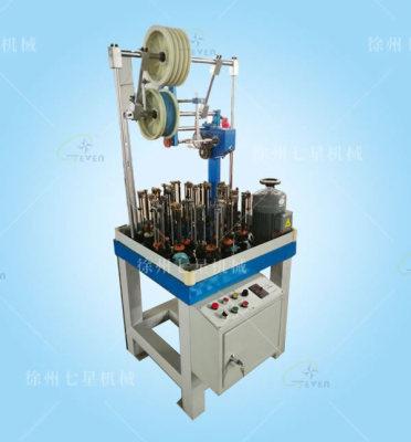 德阳115-24锭-水暖管编织机