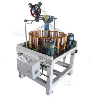 昌吉QX90系列48锭高速编织机