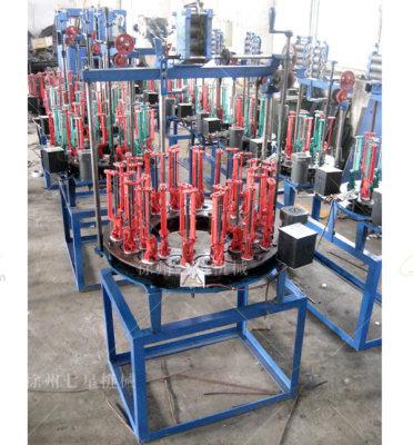 乐东黎族自治县100-32汽车坐垫绳编织机