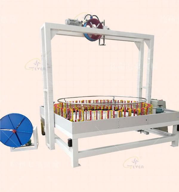 高速编织机