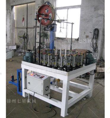 怀化QX110-48-1高速编织机-带收...