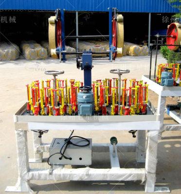 德阳QX90-32-2弹力绳编织机