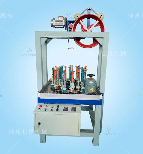 铜川130-24锭胶管编织机