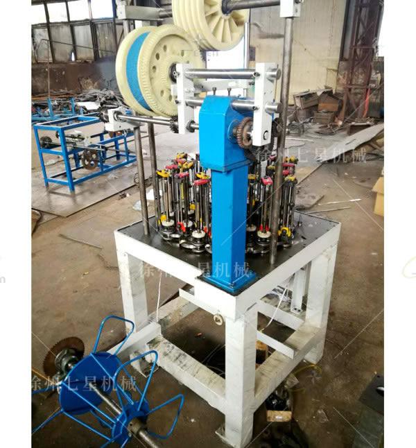 湖州BL115-24锭水暖管编织机