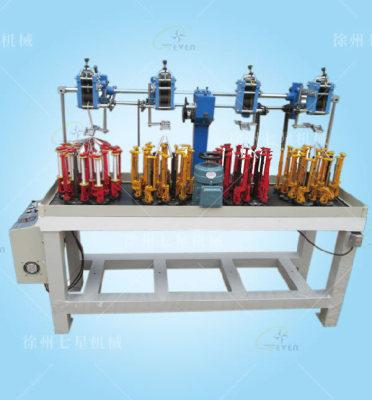 吉安90-17-4波纹带扁带编织机