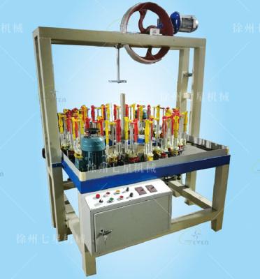 泰安QX130-48锭编织机