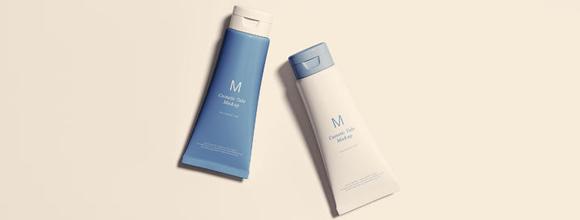化妆品软管在护手霜洗面奶中的运用